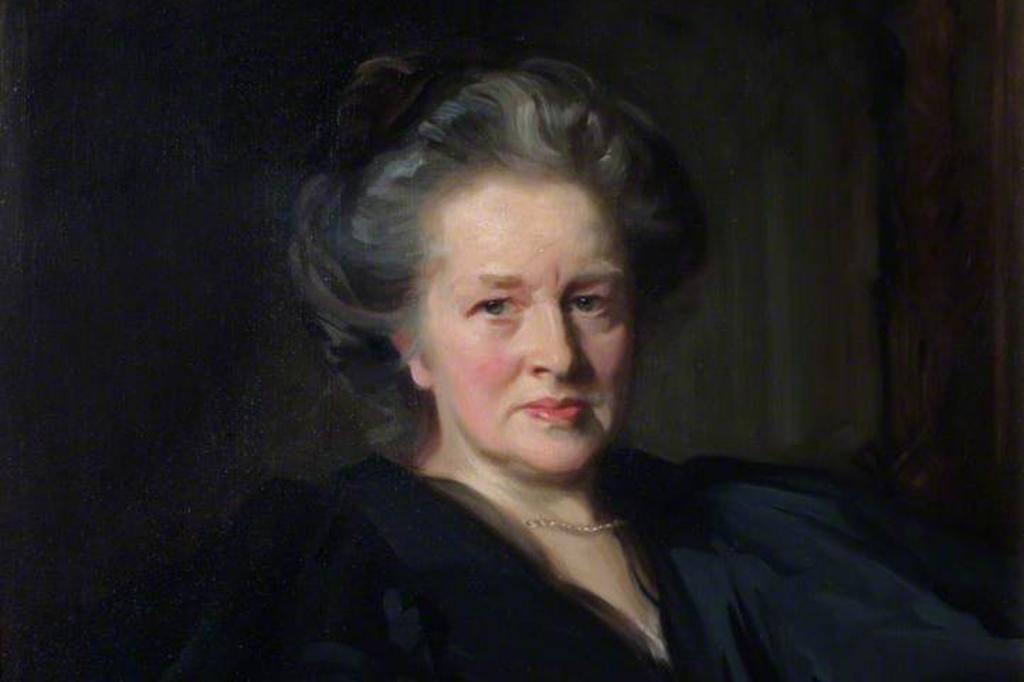 Elizabeth Garrett Anderson 1900 (public domain image)