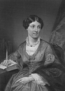 Harriet Martineau. Public domain image.
