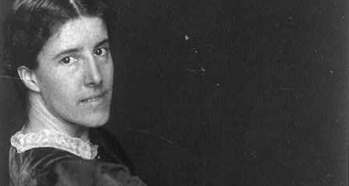 Three Poems by Charlotte Perkins Gilman